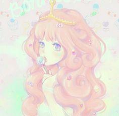 Princess Bubblegum