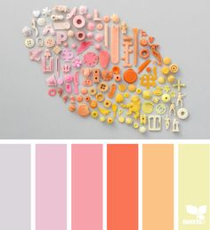 { color collect } - https://www.design-seeds.com/studio-hues/collage/color-collect-16