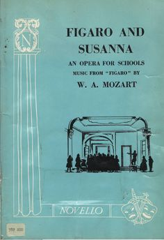 FIgaro and Susanna is an opera buffa (comic opera) in four acts composed in 1786 by Wolfgang Amadeus Mozart,