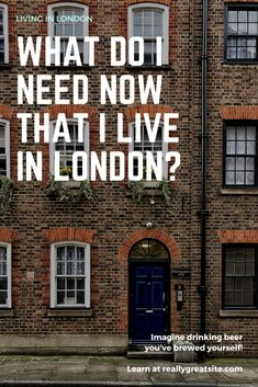 So you live in London: Now what? A guide to getting your National Insurance Number, Opening a bank account, and making your room yours.