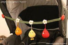 Rattles Toys For Baby Geschenk Sufficient Supply Dedicated Baby Zahnungshilfe Perlen Armband Aus Silikon Im Regenbogen Design