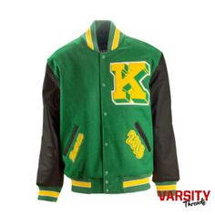 Check out this great find at VarsityThreads.com for customized leather and wool jackets starting at $149.