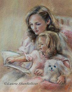 """*۪۫ᔕᑭEᑕIᗩᒪ OᖴᖴEᖇ ᖴOᖇ ᗰOTᕼEᖇᔕ ᗪᗩY*۪۫۰To show your mom that you remember your bedtime stories together. 'Bedtiime Story"""" by Laurie Shanholtzer"""