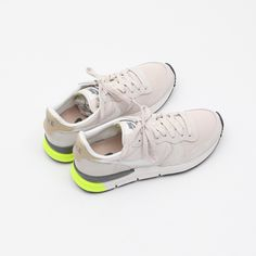 NIKE LUNAR INTERNATIONALIST - Silver and Gold Online Store