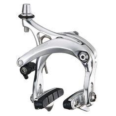Bike Rim Brake Sets - Tektro R539 Road Brake Caliper Pair  4757mm Recessed Nut Silver -- More info could be found at the image url.