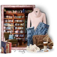 Favorite Reading Corner