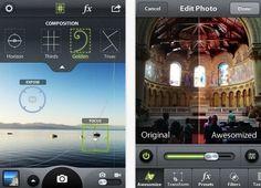 Camera Awesome, un toque profesional para tus fotografias [iOS]