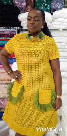 Nigerian Lace Styles Dress, Lace Gown Styles, African Dresses For Kids, African Lace Dresses, African Fashion Ankara, Latest African Fashion Dresses, African Print Fashion, Africa Fashion, African Attire
