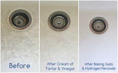 Cleaning Tip Tuesday: Cleaning A Porcelain Sink - Lemons, Lavender, & Laundry