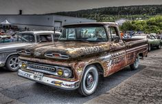 1961 Chevrolet Apache | Flickr - Photo Sharing!