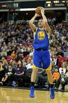 Golden State Warriors Klay Thompson