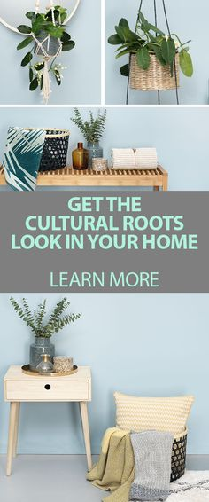 A fresh new look in your home with the cultural roots trend. Minimal light  colours 0afb729ea0a50