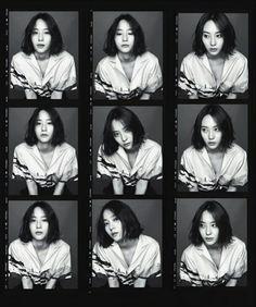 ( Fx ) 에프엑스 Krystal Jung # 크리스탈정 # ❤ Jung Soo Jung ❤ 정수정 ❤ : GQ Korea 2017