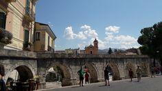 Sulmona (AQ) Acquedotto medievale