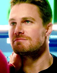 """I'm NOT even joking when i tell you Oliver looks at Felicity as if she hung the moon and stars in the sky 😭😍 Gorgeous Eyes, Beautiful Men, Oliver Queen Arrow, Arrow Tv Series, Stephen Amell Arrow, Team Arrow, Star Sky, Shadow Hunters, Dimples"