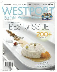 Westport Magazine 2010  •  photo by Hulya Kolabas  •  art direction & page layout by Garvin Burke