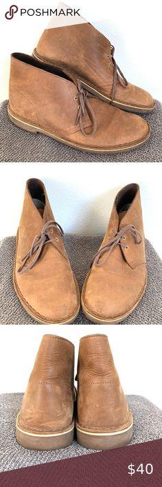 Women's Clarks Desert Boot Brown Corduroy