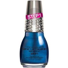 SinfulShine Kylie Jenner King Kylie Step 1 Nail Polish, Kalypso, .5 Fl Oz * You can get more details by clicking on the image. (This is an affiliate link and I receive a commission for the sales) #FootHandNailCare