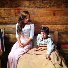 Elizabeth and little Patrick #When Calls the Heart #Season 2  #SPS