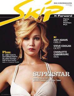 Jennifer Lawrence - Skip Magazine Cover [Austria] (February 2014)