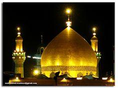 Imam Hussein Shrine, Karbala, Iraq