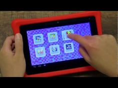nabi Tips & Tricks: Creating Folders  Want to keep things organized? Find out how to create folders on your nabi 2 to group your kid's favorite apps.