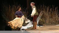 AS YOU LIKE IT at the Oregon Shakespeare Festival