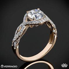 Like Capri Jewelers Arizona on Facebook for A Chance To WIN PRIZES ~ www.caprijewelersaz.com Verragio Insignia Collection