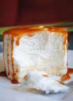 Mousse de queso en salsa saladita - Recetízate