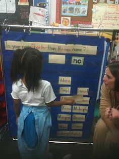 Blog post about Kindergarten math workshop and daily math