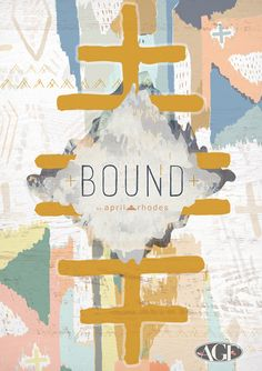 Bound Fabric Collection Cover by April Rhodes