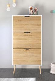 Szafka Na Buty Oslo 3 W Tylu Skandynawskim Tvilum Home Decor Furniture