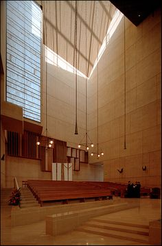 RAFAEL MONEO Cathedral of Our Lady of the Angels, Los Angeles, CA, Via Flickr