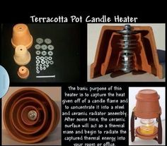 1000 Images About Flower Pots On Pinterest Terracotta  sc 1 st  Facias & Terracotta Pot Heaters - Facias