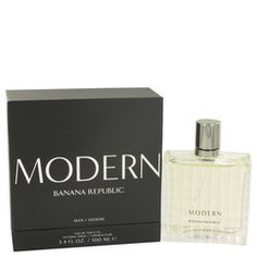 Banana Republic Modern by Banana Republic Eau De Toilette Spray 3.4 oz (Men)