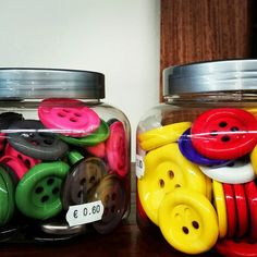 Oh les jolis boutons ! #mercerie #coutureaddict #couture