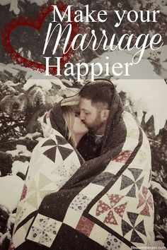 Life As Mrs. Larson : Create a Happy Marriage - great blog post