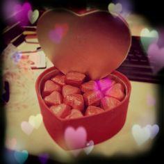 Valentine's chocolate ♥