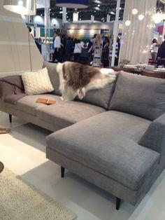 Jake Corner Sofa