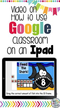 Kindergarten Classroom, Primary Classroom, Classroom Activities, Kindergarten Readiness, Classroom Decor, Google Classroom, Teaching Technology, Technology Integration, Teacher Blogs