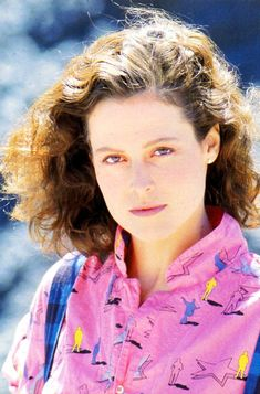 Don't laugh at me! Sigourney Weaver Young, Hollywood Actresses, Actors & Actresses, Artist Film, Actrices Hollywood, Gillian Anderson, Por Tv, Celebs, Celebrities