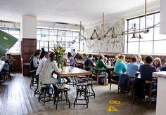 Little Henri - Cafe - Food & Drink - Broadsheet Melbourne Cafe Restaurant, Restaurant Design, Coffee Cafe, Coffee Shop, Cool Cafe, Cafe Food, Cafe Interior, Cafe Design, Places To Eat
