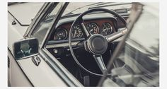 Men's Car Series _ John with Hiren's 72 CS by Laurent Nivalle, via Behance