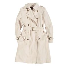 If like me you love a trench coat, you'll love Barbour's take on the white trend with this reworked classic. Team it with a pair of loose boyfriend-fit jeans for the weekend and over a smart dress and courts for the office.