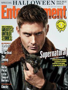 Jensen on entertainment weekly