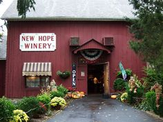 New Hope Winery / New Hope, PA