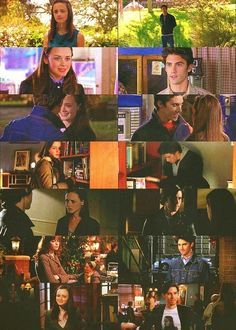 Like in any good book, he was a recurring character in Rory's life, which has to mean something. | 19 Reasons Jess Was The Perfect Match For Rory