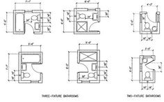 Great 8x8 Bathroom Layout 5 Master Bathroom Floor Plan