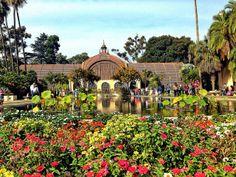 Balboa Garden San Diego CA
