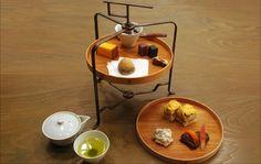 HIGASHIYA GINZA > Pola Bld 2F,1-7-7, Ginza, Chuo-ku, Tokyo / 81 3 3538 3240 / #Lunch #Japanese #Sweet #Ginza